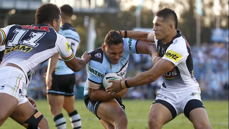 NRL SHARKS PANTHERS