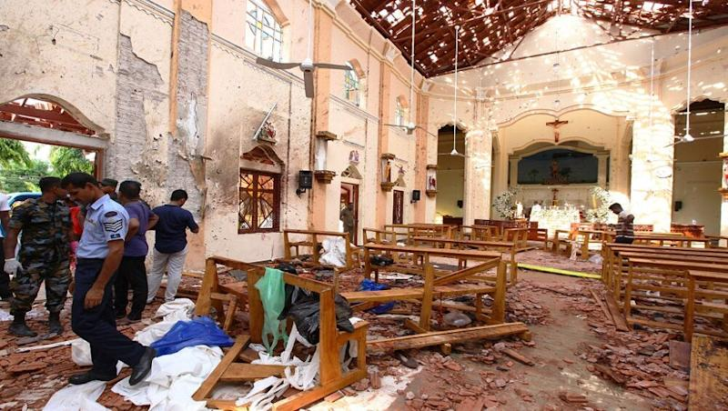Sri Lanka Bombings: President Sirisena Says Intel Alert Not Shared With Him Before Attack; Hints Rejig of Defence Forces' Heads Within 24 Hrs