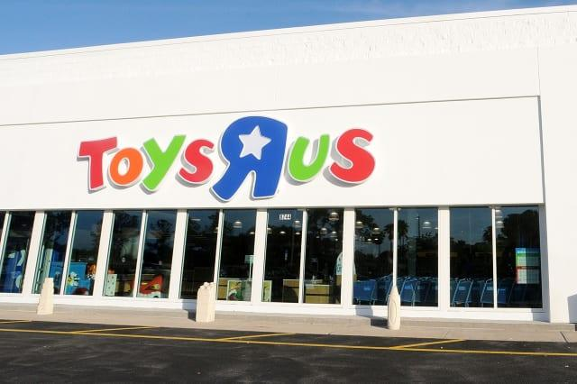 Toys 'R' Us Event in Tampa