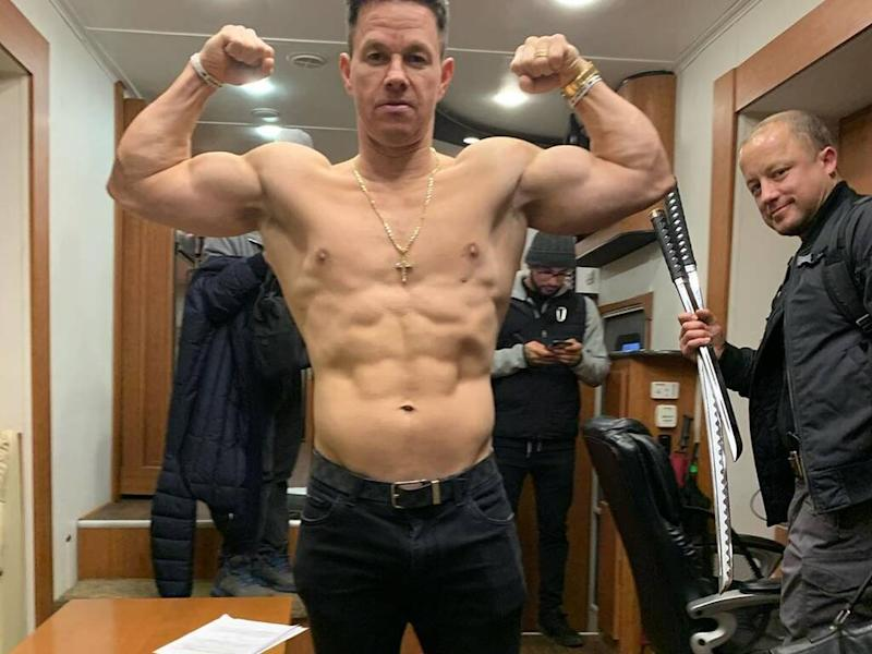 Mark Wahlberg wows fans with body transformation after tough six months