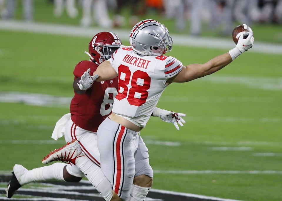 The Big Ten's top five tight ends heading into 2021 - Buckeyes Wire