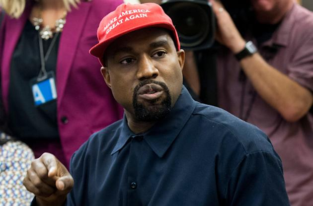 Alec Baldwin Embraces His 'Black Trump' In Crazed 'SNL' Meeting With 'Kanye'