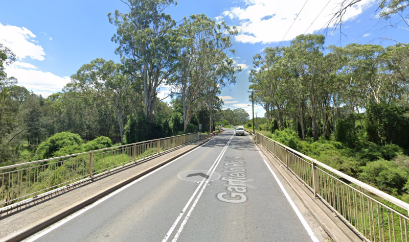 The Sydney boy, 14, saw a man and a woman arguing on Garfield Road West in Riverstone, in Sydney's northwest. Police commended the teen for intervening in the domestic violence incident.