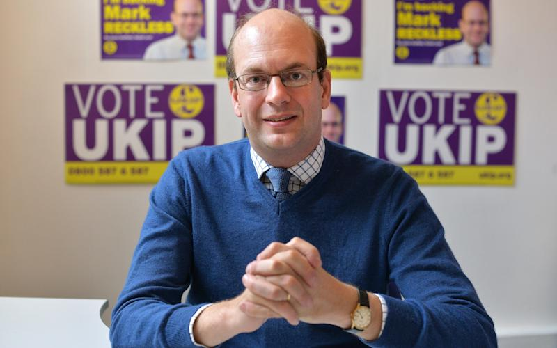Mark Reckless, Welsh Assembly Member