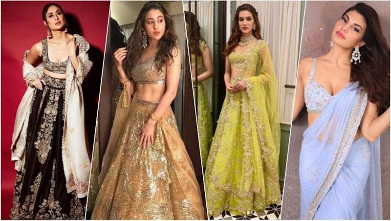 Shah Rukh Khan's Diwali 2018 Party: Sara Ali Khan, Kareena, Kiara Among Best Dressed Bollywood Celebs to Grace the Zero Actor's Festive Bash - See Pics