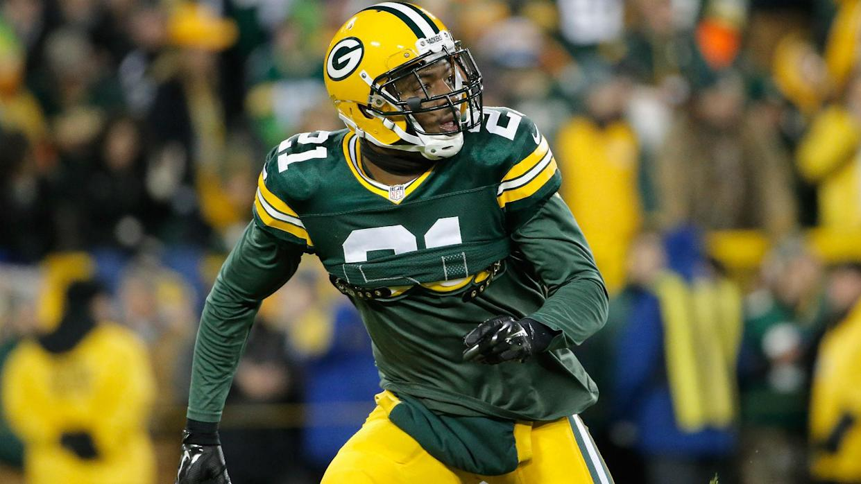 Ha Ha Clinton-Dix was traded close to the NFL deadline Tuesday, according to reports. (Getty Images)