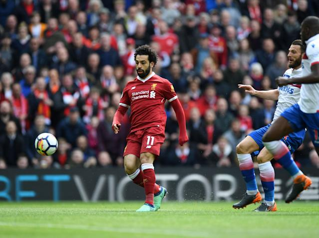 Liverpool vs Stoke City LIVE: Goals, latest score and updates from Anfield