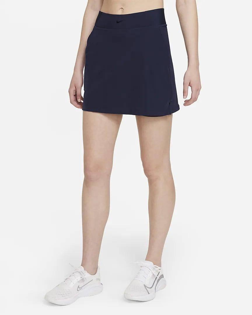 <p>You can do just about anything in this <span>Nike Bliss Luxe Training Skort</span> ($70).</p>