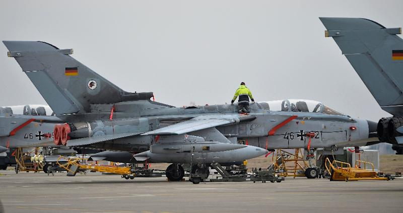 Germany, Turkey airbase row flares after 'genocide' vote