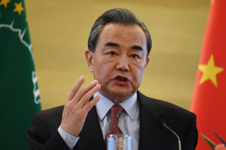 Foreign Minister Wang Yi cautiously welcomed Seoul's announcement that Pyongyang had offered to hold denuclearisation talks with the United States in return for security guarantees