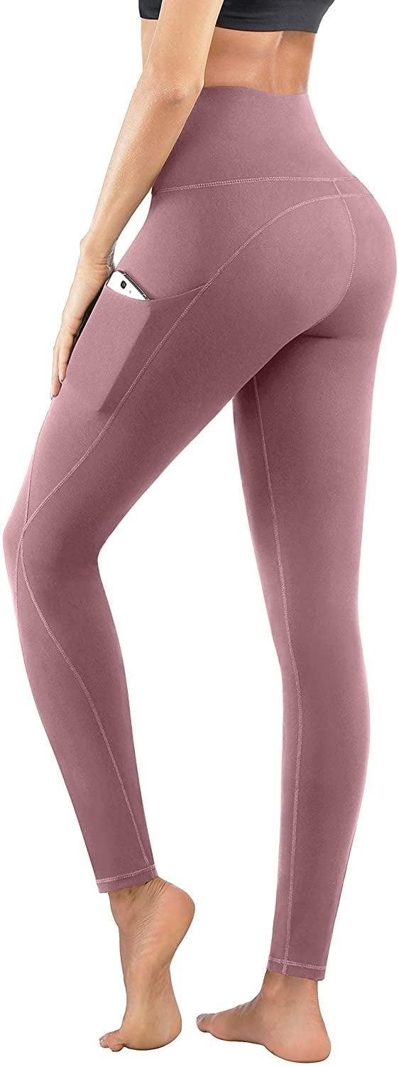 <p>Pockets are always a good idea, and these <span>Phisockat High Waist Yoga Pants with Pockets</span> ($18, originally $28) prove it. You can do just about any kind of athletic activity in these.</p>