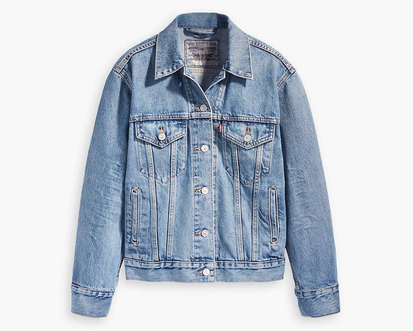 """<p><strong>Levi's</strong></p><p>levi.com</p><p><strong>$198.00</strong></p><p><a href=""""https://go.redirectingat.com?id=74968X1596630&url=https%3A%2F%2Fwww.levi.com%2FUS%2Fen_US%2Fapparel%2Fclothing%2Ftops%2Flevis-trucker-jacket-with-jacquard-by-google%2Fp%2F835250000&sref=https%3A%2F%2Fwww.womenshealthmag.com%2Ffitness%2Fg19990274%2Fgifts-for-fitness-fanatics%2F"""" rel=""""nofollow noopener"""" target=""""_blank"""" data-ylk=""""slk:Shop Now"""" class=""""link rapid-noclick-resp"""">Shop Now</a></p><p>This isn't any ordinary denim jacket. Originally designed for urban cyclists, this jacket allows you activate a number of commands by swiping or tapping the sensors woven into the cuff. A few options to choose from: Play music, drop a pin, or activate Google Assistant. </p>"""