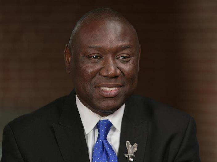 Attorney Benjamin Crump Says He Receives 'More Death Threats Than I Would Like' but Believes Equal Rights is 'Worth Dying For'