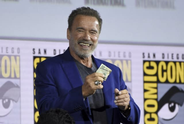 "2019 Comic-Con – ""Terminator: Dark Fate"" Panel"