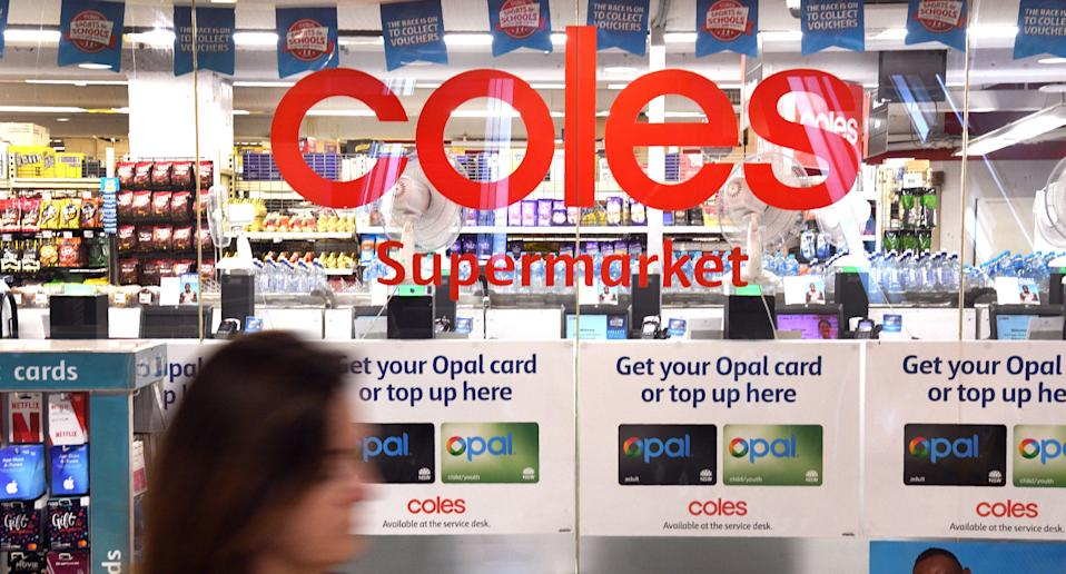 A Coles salad dressing exploded in a shopper's pantry. Source: Getty Images