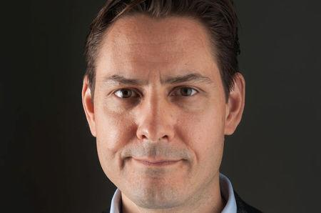 Kovrig, an employee with the International Crisis Group and former Canadian diplomat appears in this photo from Brussels