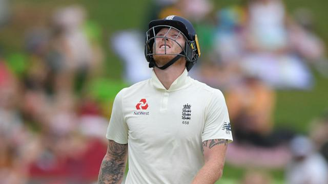 Ben Stokes and England have had a rough start to their trip to South Africa, earning it the nickname of 'The Cursed Tour'.