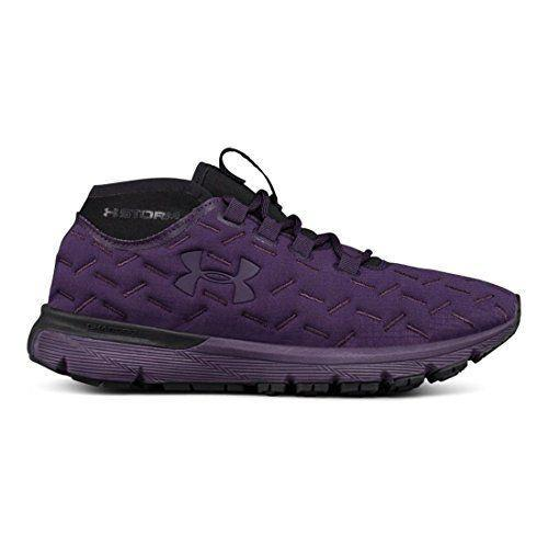 """<p><strong>Under Armour</strong></p><p>amazon.com</p><p><a href=""""http://www.amazon.com/dp/B01MTYZO8Y/?tag=syn-yahoo-20&ascsubtag=%5Bartid%7C2140.g.22853139%5Bsrc%7Cyahoo-us"""" rel=""""nofollow noopener"""" target=""""_blank"""" data-ylk=""""slk:Shop Now"""" class=""""link rapid-noclick-resp"""">Shop Now</a></p><p>No cold toes here: UA's proprietary insulation warms your feet up when they're cold and cools 'em down when the blood starts pumping. Oh, and those thick rubber lugs (those indentations on the sole) will give you extra traction on snow and ice. If style is something you're really looking for, then this shoe's got you covered. Thanks to an extended upper, the Charged Reactor is reminiscent of a high-top sneaker. </p>"""