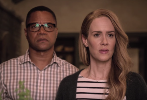 american-horror-story-season-6-episode-2-cuba-gooding-jr-sarah-paulson