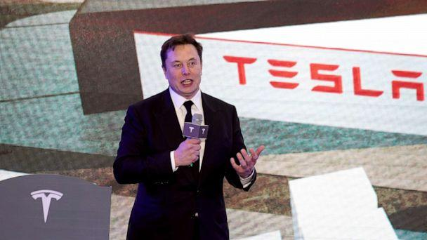 PHOTO: Tesla Inc CEO Elon Musk in Shanghai, China, Jan. 7, 2020. (Aly Song/Reuters)