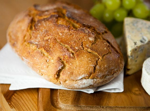 <p><strong>Soda bread</strong><br /><br />If you find that you are often bloated and uncomfortable after eating you may need to cut down on the amount of yeast you consume. One way to do this is to swap normal bread, which contains a lot of yeast, for soda bread, which does not contain yeast.  The fiber within soda bread will also help to relieve constipation, which might help you to slip into your LBD with ease. Plus the fiber within soda bread can help your body remove any waste products that are contributing to your bloated stomach.<br /><br /><strong>How to eat it:</strong> Toast soda bread and eat with vegetable soup.</p>