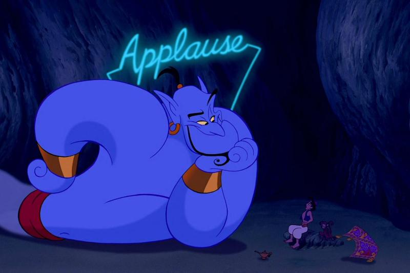 Lock, stock, and one smoking genie? Guy Ritchie to direct live-action 'Aladdin'