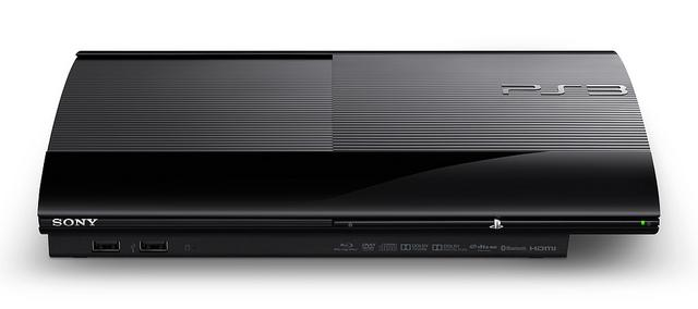 Sony Unveils Thinner PlayStation 3