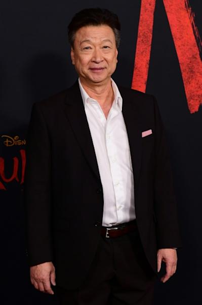 US actor Tzi Ma plays Mulan's heroic father in the movie. The internet has been abuzz with comment on his resemblance to China's leader Xi Jinping