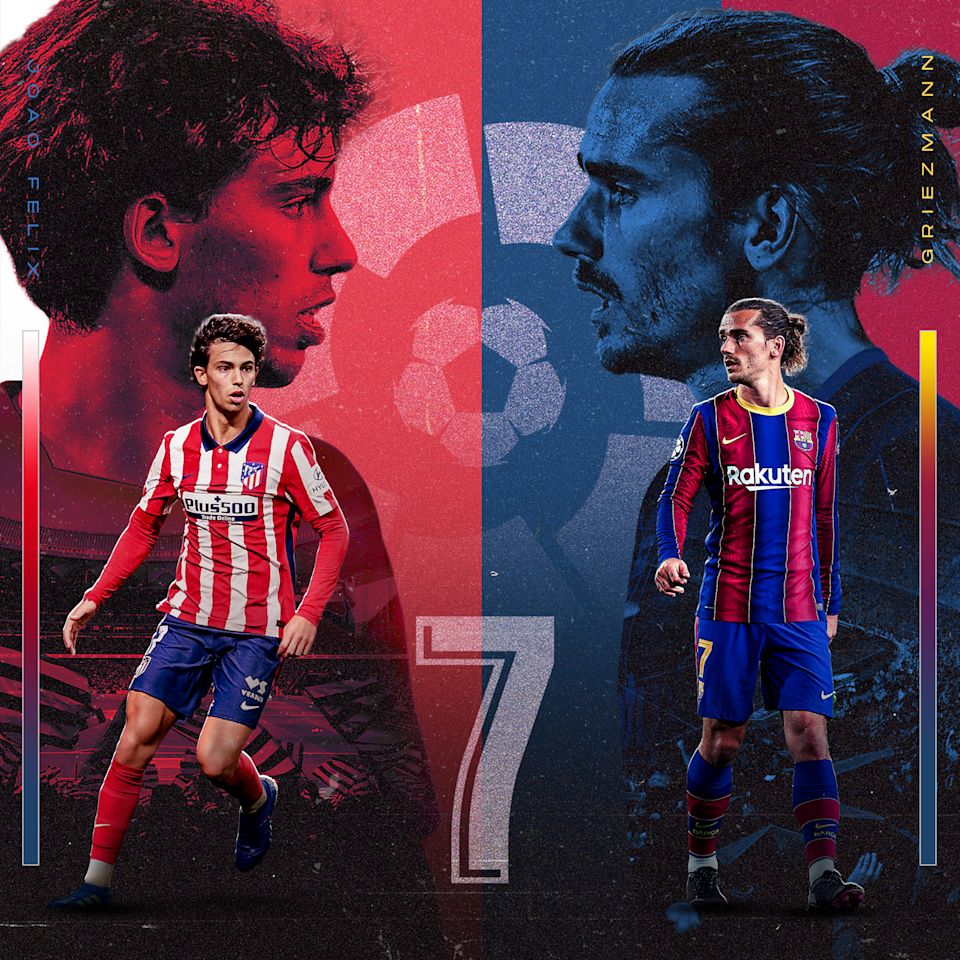<p>Felix or Griezmann: Who will come out on top?</p>LaLiga