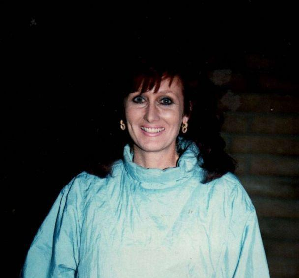 PHOTO: Margaret Rudin pictured with red hair at an unknown date.  (Margaret Rudin)