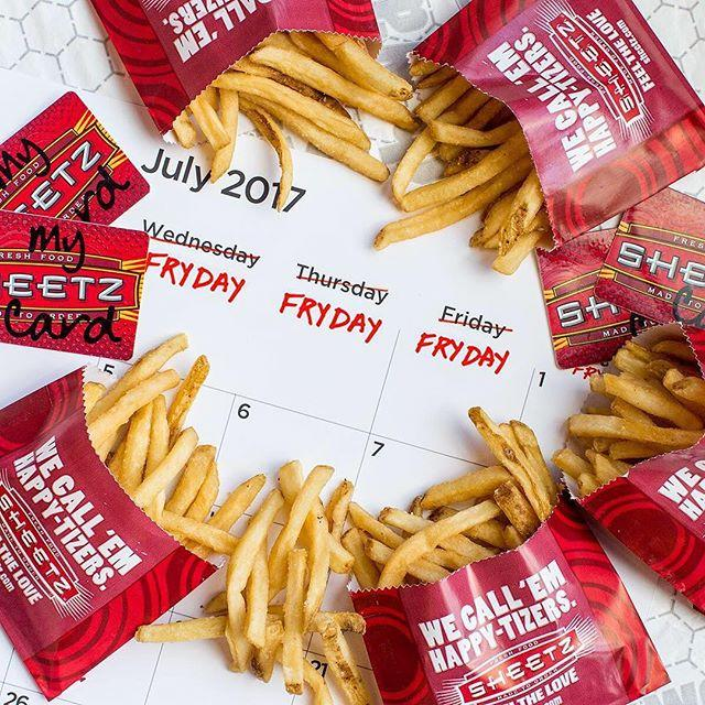 """<p>Holy Sheet (lol, sorry, had to), Sheetz is celebrating with free fries. Just order through the app and score a bag! </p><p><a href=""""https://www.instagram.com/p/BWfhinTh5t1/?utm_source=ig_web_copy_link"""">See the original post on Instagram</a></p>"""