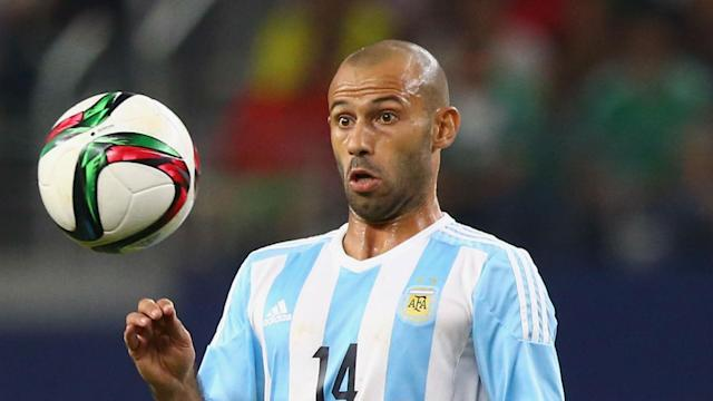 The 2018 World Cup will mark Javier Mascherano's final tournament for Argentina if he is chosen, the veteran confirmed.