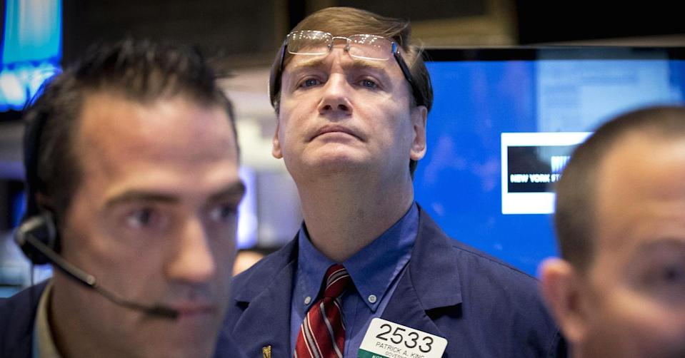 US stocks set for lower open amid bond rout