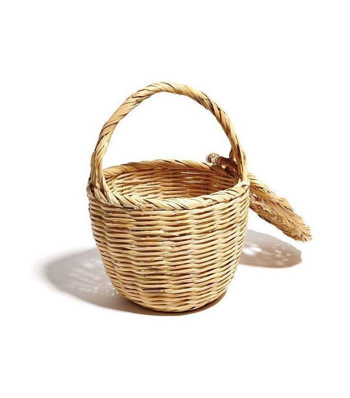 The perfect basket bag for a picnic.
