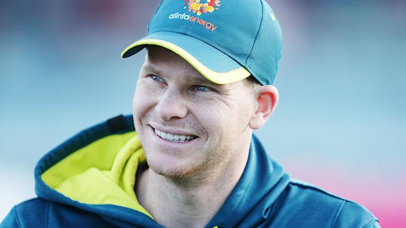 Steve Smith admits he thrives under the pressure of being Australia captain.