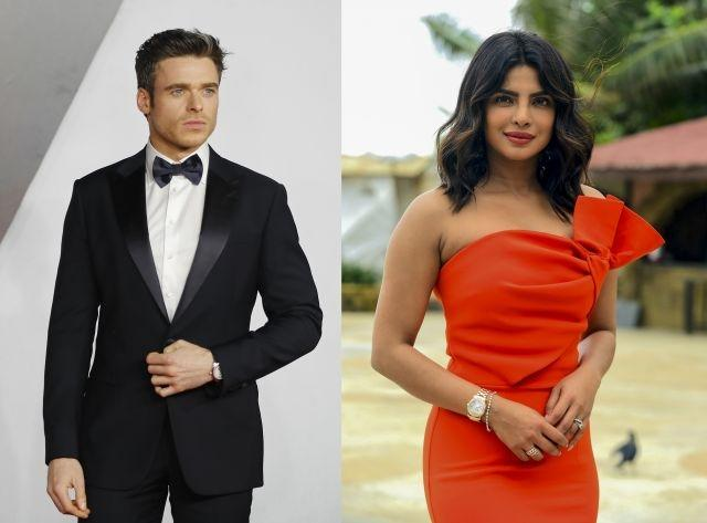 Richard Madden and Priyanka Chopra Jonas to star in the Russo brothers series 'Citadel'