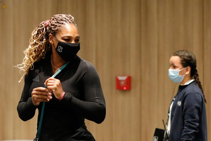 Serena Williams has withdrawn from the French Open (AP)
