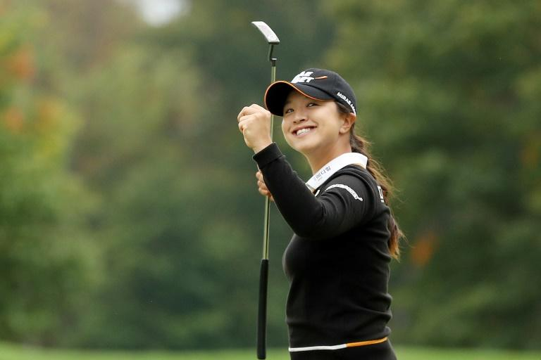 Kim Sei-young wins first major by taking Women's PGA title