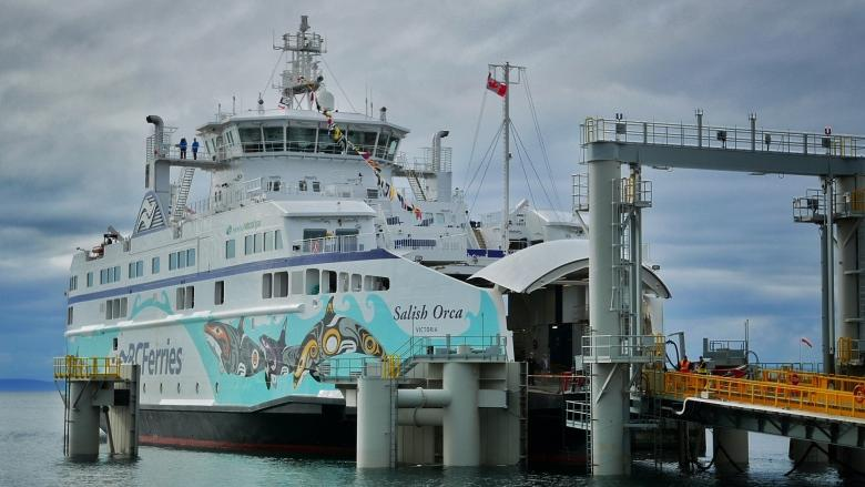 BC Ferries breakdown cancels some Gulf Islands sailings