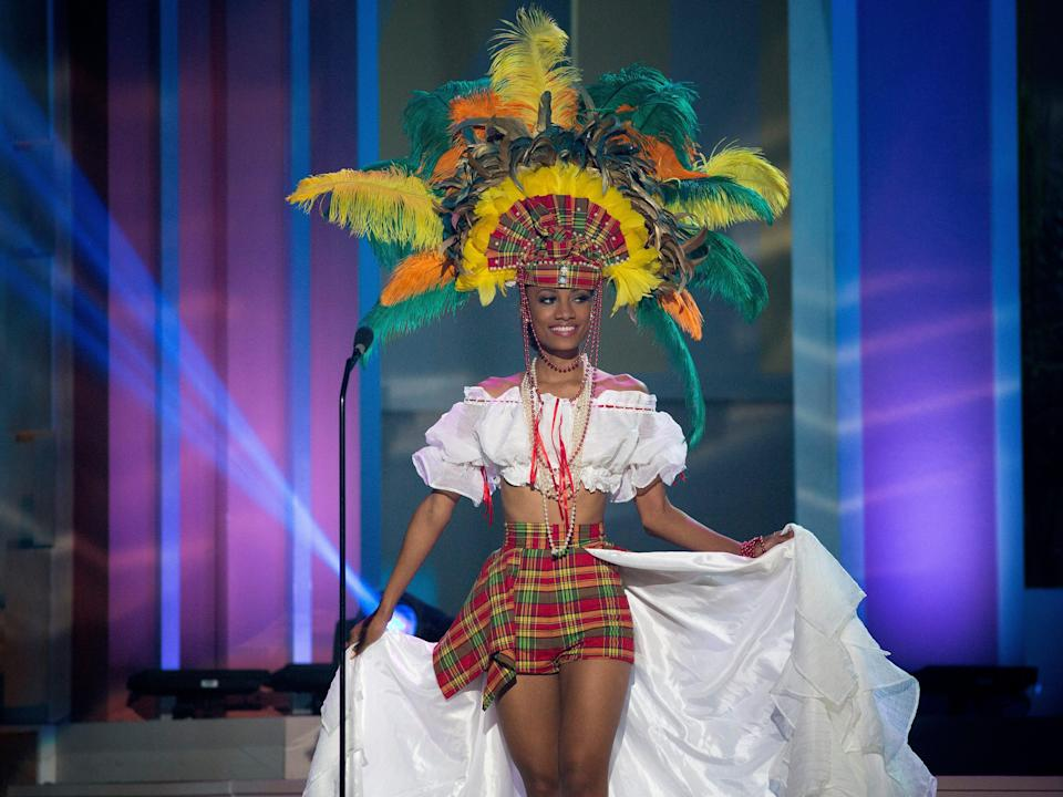 miss st lucia