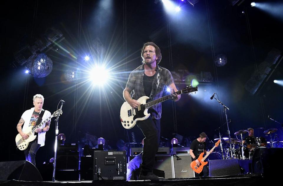 <p>One of the best live acts on the road, Pearl Jam is still putting out new music and performing together in 2021. They recently dropped a digital collection of almost 200 concerts for their fans on their website.</p>