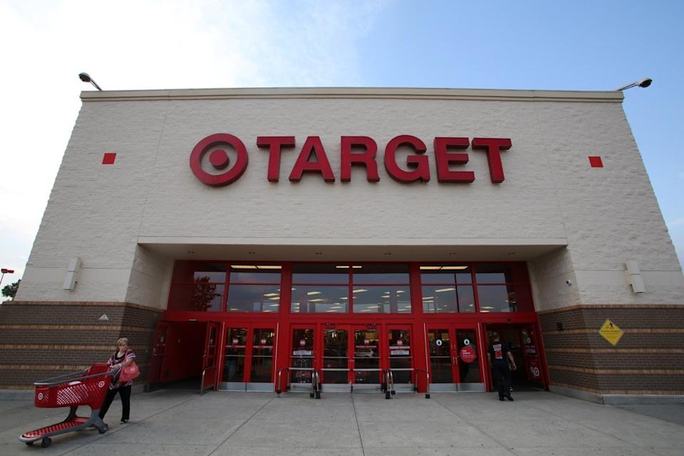 target store entrance