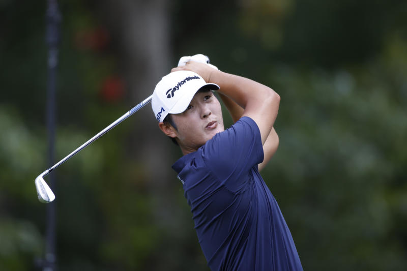 Danny Lee tweets apology after six-putt and early exit at last week's U.S. Open