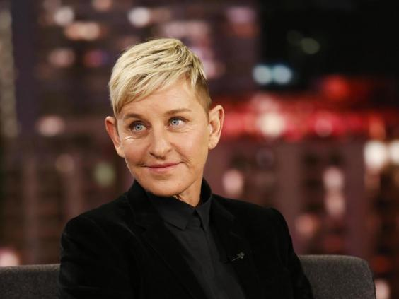 Ellen DeGeneres faced many accusations of 'mean' behaviour earlier this year (Getty Images)