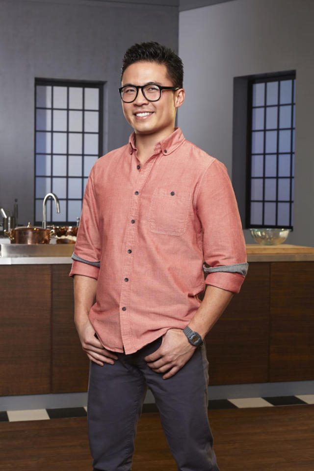 Viet Pham, 34 (Salt Lake City), born in a refugee camp in Malaysia, began cooking for his brother after moving to California while his parents worked to provide for the family. The James Beard Award semi-finalist graduated from the California Culinary Academy before working in restaurants in San Francisco and eventually opened his own restaurant in Salt Lake City. He is currently working on a new restaurant project - Fire and Water in Park City, Utah. Named one of Food and Wine's Best New Chefs in 2011, Viet's international background impacted his culinary style, and his eclectic and global perspective shines in his dishes.