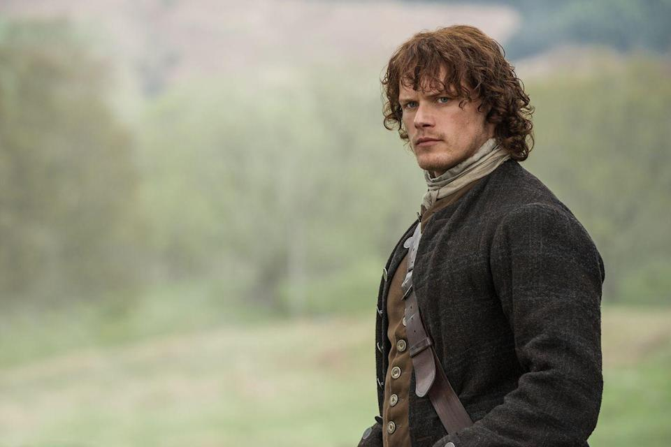 """<p>At this point, we <a href=""""http://people.com/style/outlanders-sam-heughan-the-worst-thing-about-wearing-a-kilt-is-exactly-what-you-think/"""" rel=""""nofollow noopener"""" target=""""_blank"""" data-ylk=""""slk:can't picture him"""" class=""""link rapid-noclick-resp"""">can't picture him</a> any other way. </p>"""