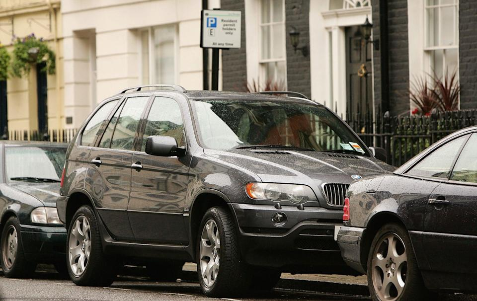 The growing popularity of SUVs in the UK is likely behind a recent uptick in transport emissions (Getty Images)