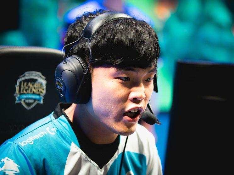 Impact is currently regarded as one of the most successful Korean imports in NA (lolesports)