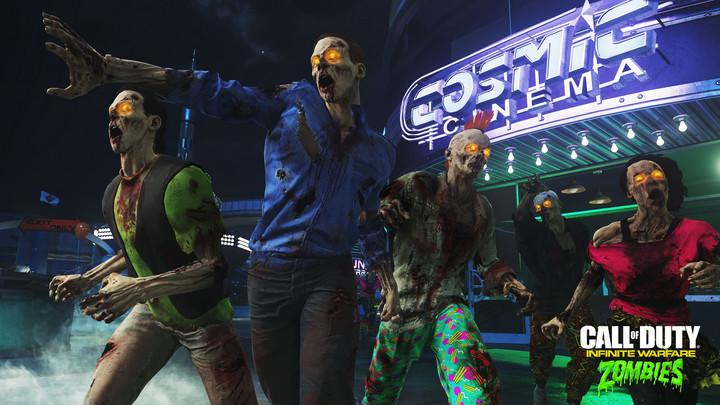 why call of duty is dying cod infinite warfare zombies in spaceland
