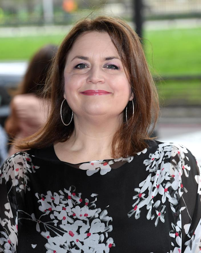 Ruth Jones attends the TRIC Awards 2020 at The Grosvenor House Hotel on March 10, 2020 in London, England. (Photo by Karwai Tang/WireImage)